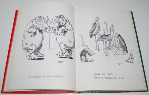 Andersen's fairy tales johnny crows garden11