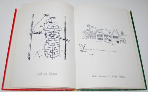 Andersen's fairy tales johnny crows garden15
