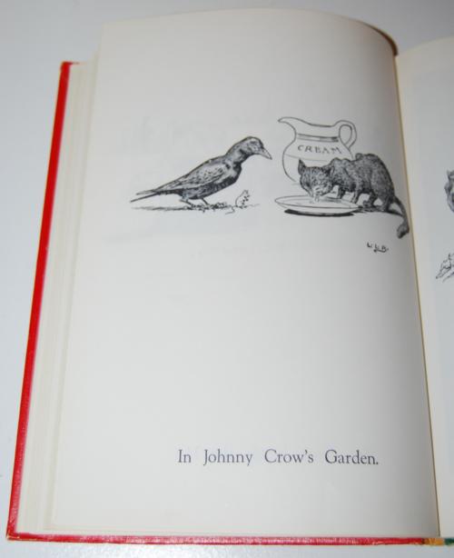 Andersen's fairy tales johnny crows garden16