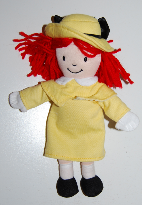 Madeline plush doll 5