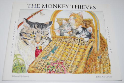 The monkey thieves
