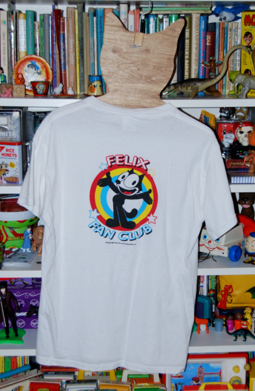 Felix the cat t shirt 1x