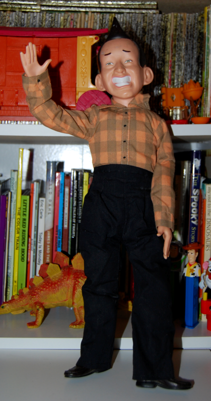 Talking ed grimley doll 2