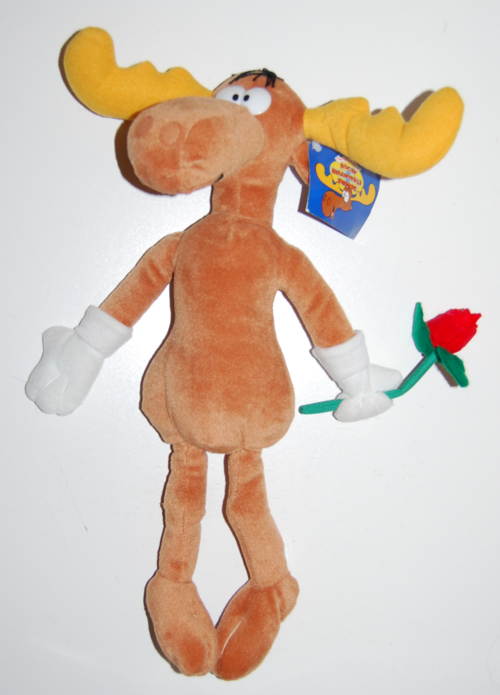 Bullwinkle plush toy