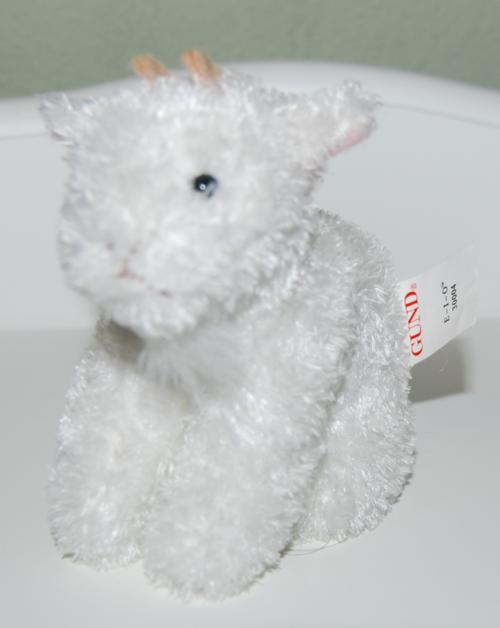 Gund mini talking goat toy