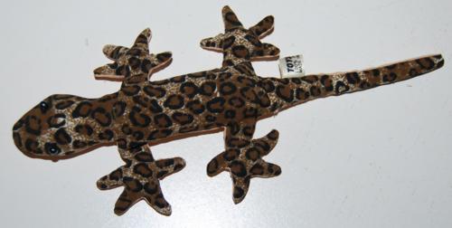 Lizard plush 1
