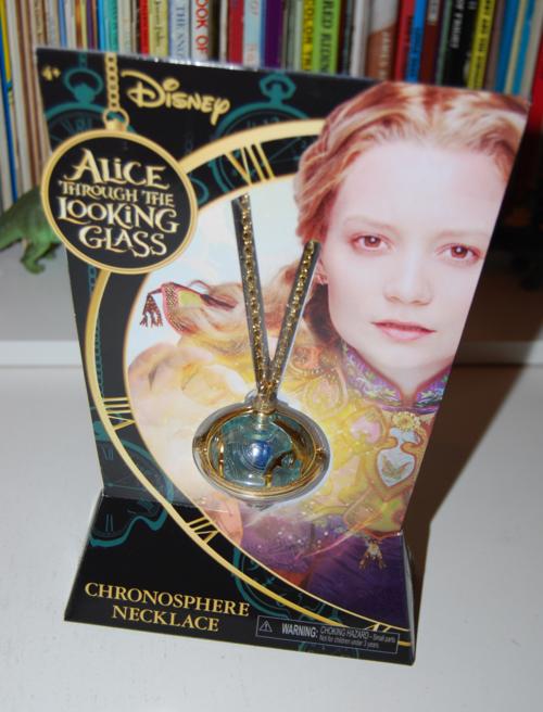 Alice through the looking glass chronosphere