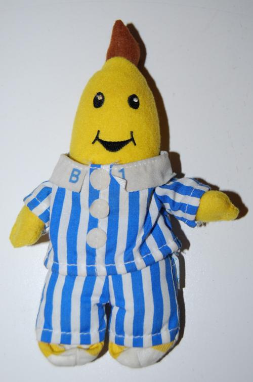 Bananas in pajamas plush toys b1