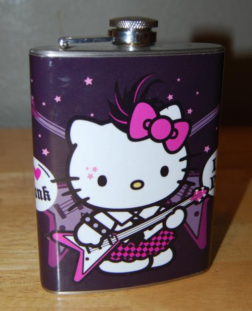Hello kitty flask