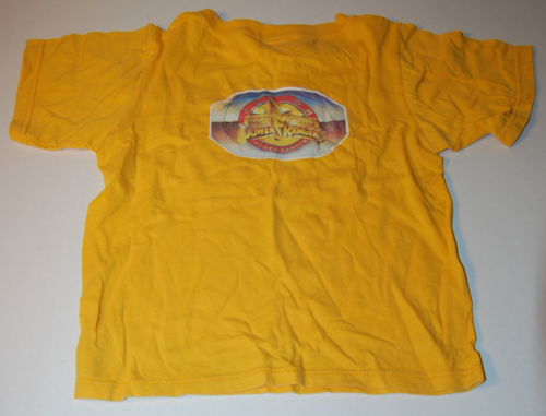 Vintage power ranger t shirt x