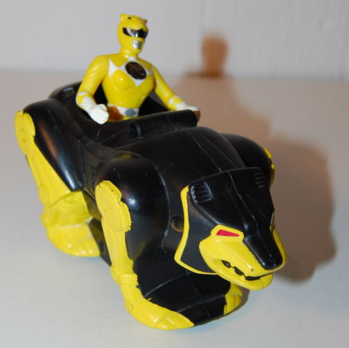 Power rangers vintage happy meal prizes