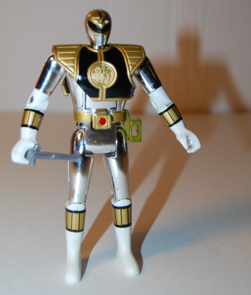 Power ranger toy 3