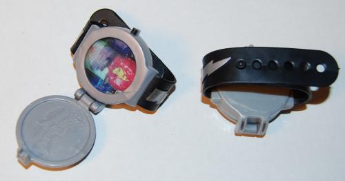 Power ranger morphing winky wristband x
