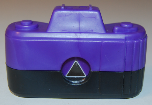 Vr troopers happy meal toy x