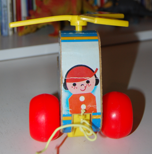 Fisher price mini kopter 2