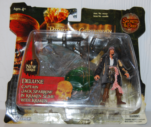 Pirates of the caribbean action figures 2