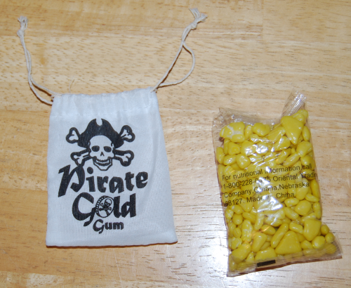 Pirate gold gum x