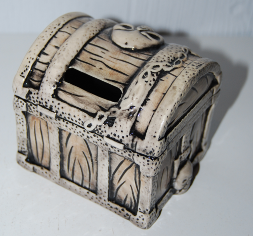 Pirate chest bank x