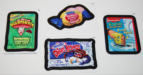 Wacky packages 2013 1