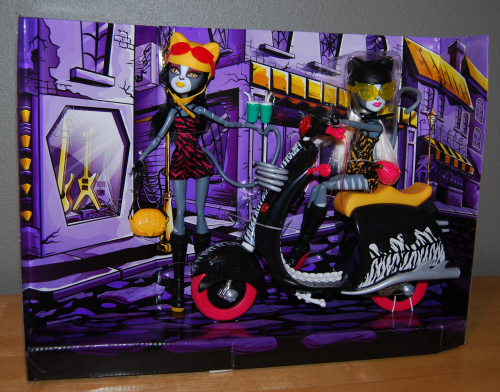 Monster high wheelin werecats 3