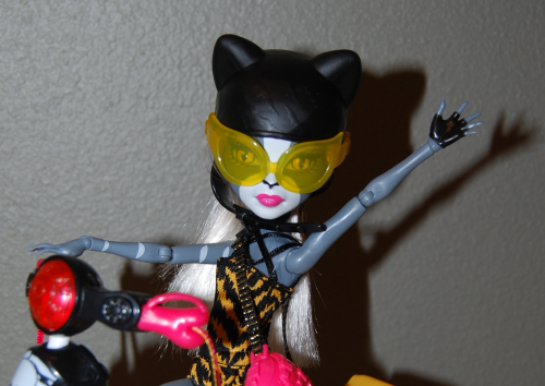 Monster high wheelin werecats 10