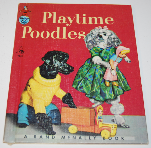 Playtime poodles