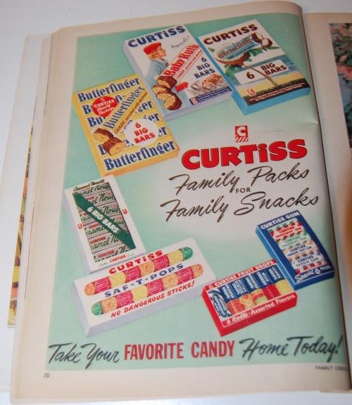 Family circle may 1953 3