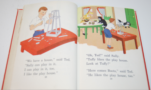 Ted & sally reader 4