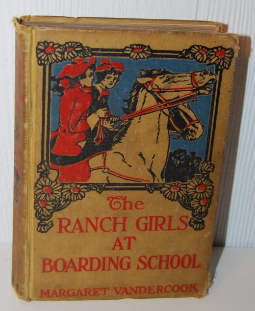 The ranch girls at boarding school