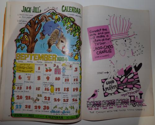 Jack & jill magazine sept 1964 3
