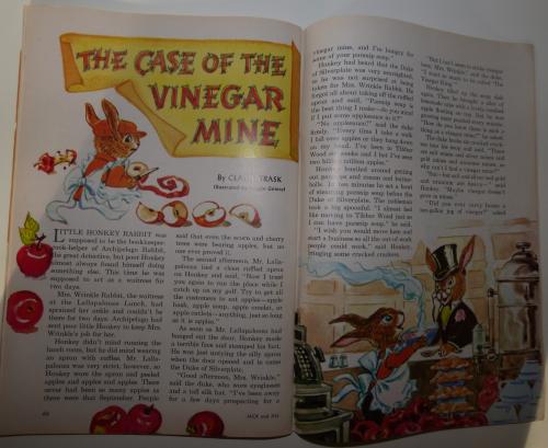 Jack & jill magazine sept 1964 4