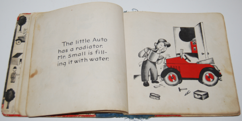 The little auto vintage book 5