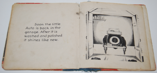 The little auto vintage book 11
