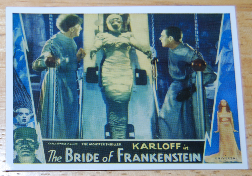 Universal monsters cards 4