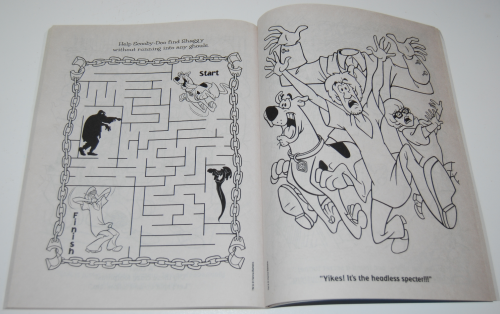 Scooby doo jumbo activity book 8