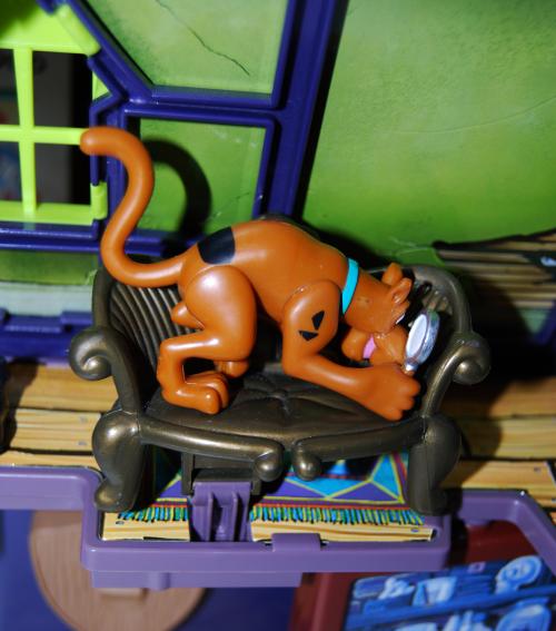 Scooby doo haunted house 3