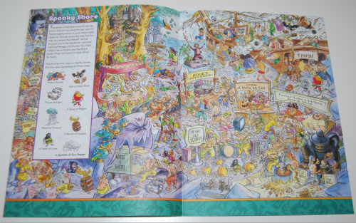 Scooby doo picture find book 3
