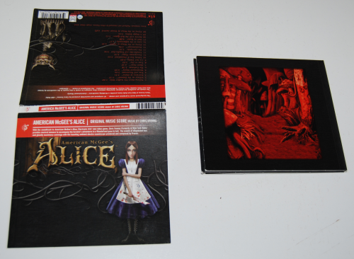 American mcgee chris vrenna cd