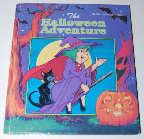 The halloween adventure