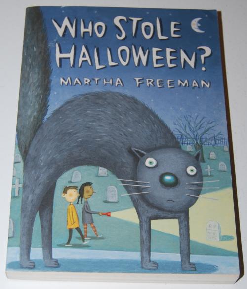 Who stole halloween