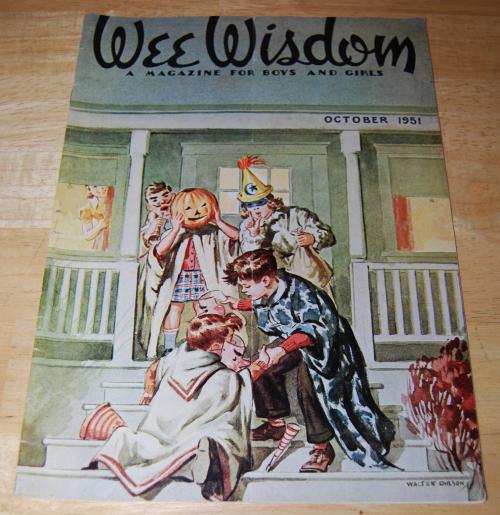 Wee wisdom october 1951