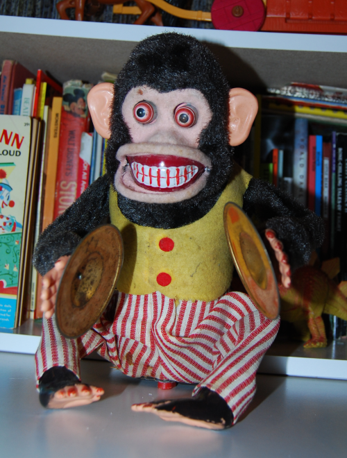 Jolly chimp toy 4