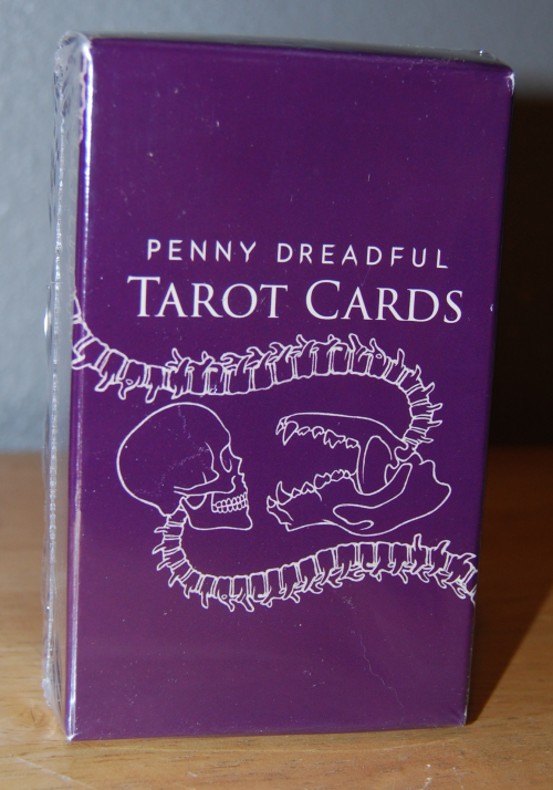 Penny dreadful tarot cards