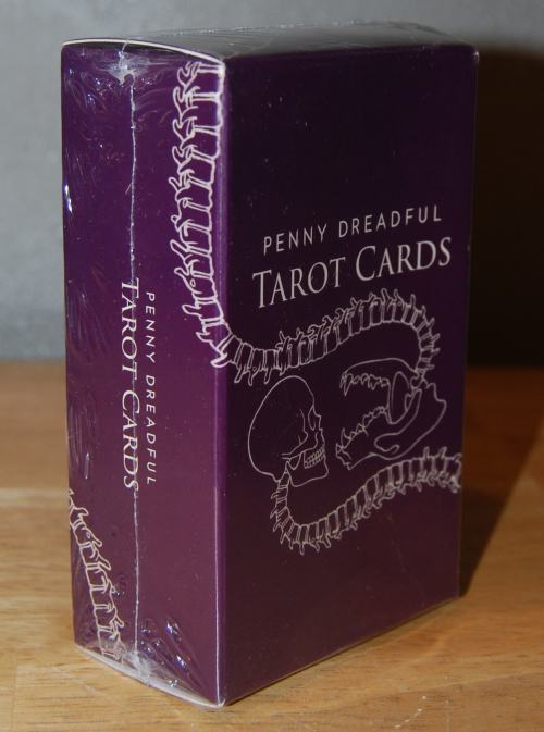 Penny dreadful tarot cards 1