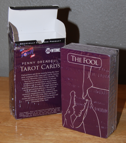 Penny dreadful tarot cards 3