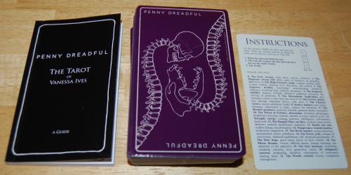 Penny dreadful tarot cards 9