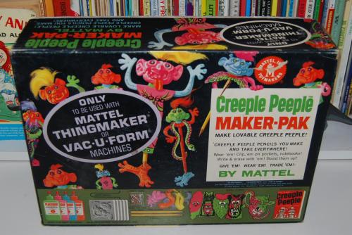 Thingmaker creeple people maker pak x