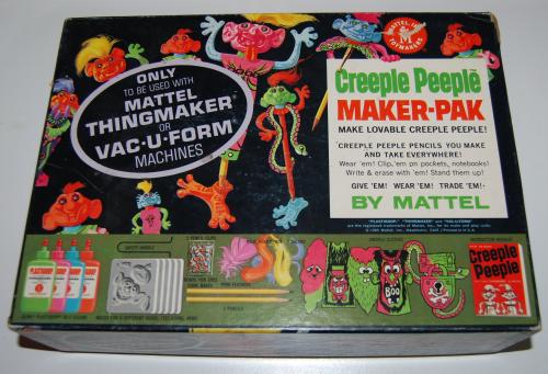 Thingmaker creeple people maker pak 2
