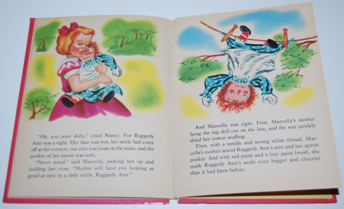 Raggedy ann's tea party 7
