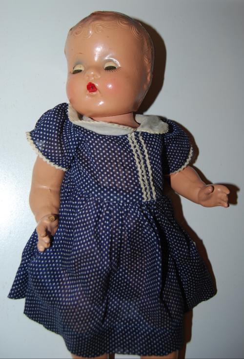 Vintage doll 4
